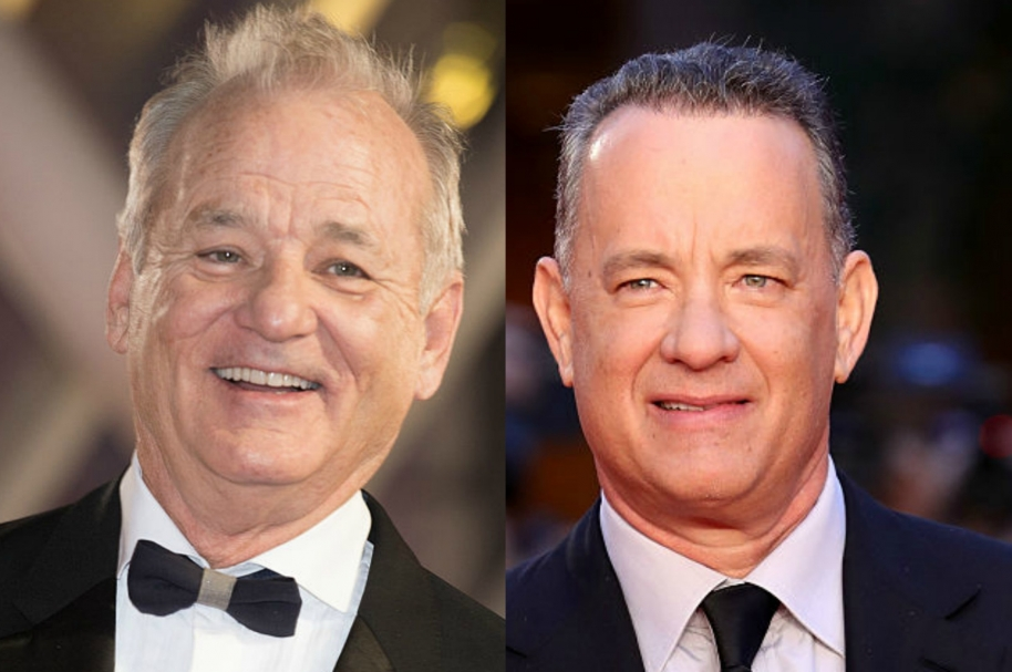 Bill Murray y Tom Hanks