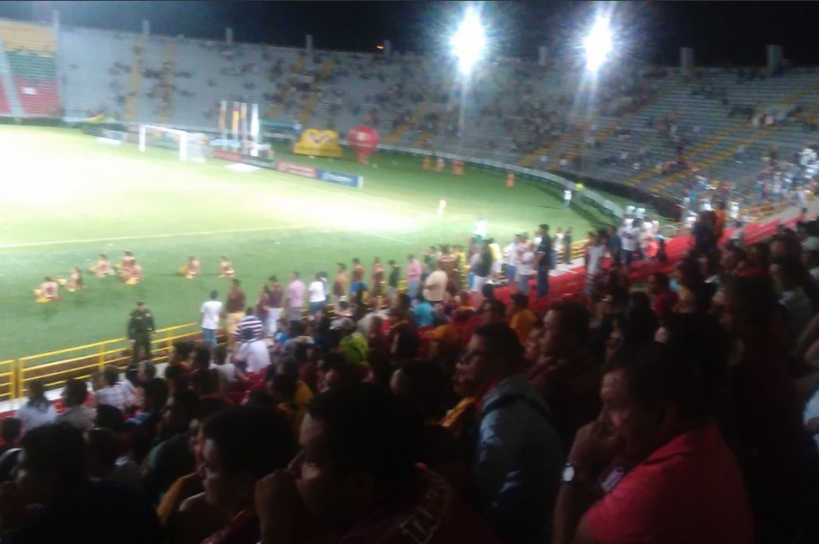 temblor estadio ibague