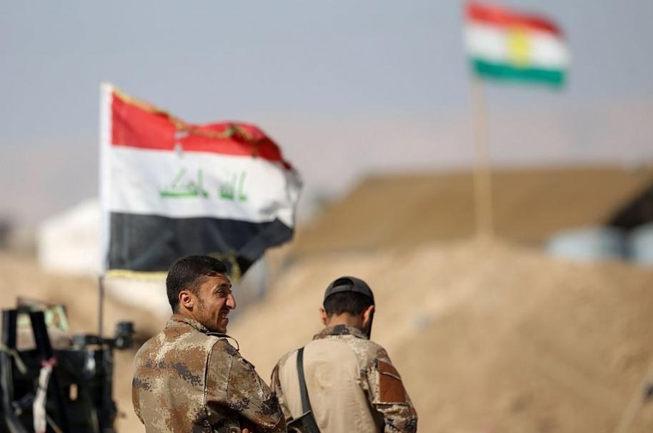 Ataque a EI en Mosul