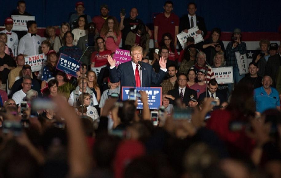 Trump en Ohio