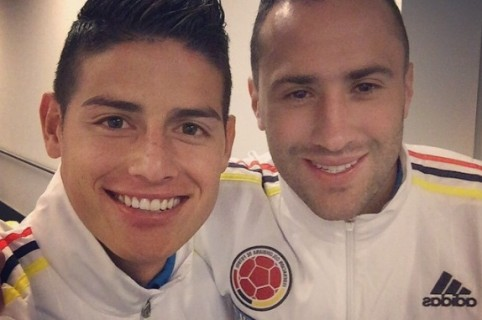 James y Ospina