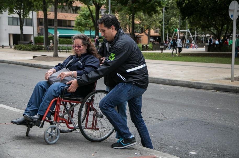 Bogotá sin andenes
