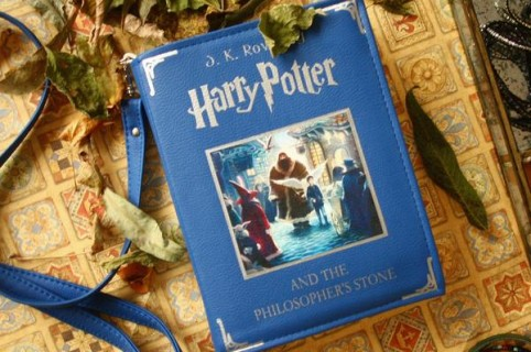 Bolso de 'Harry Potter'.