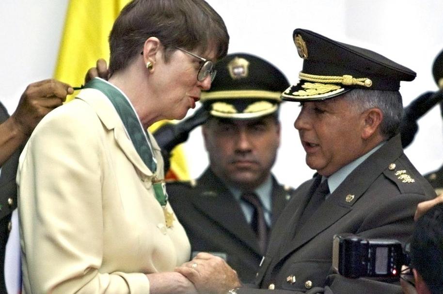 Janet Reno y sus vínculos con Colombia