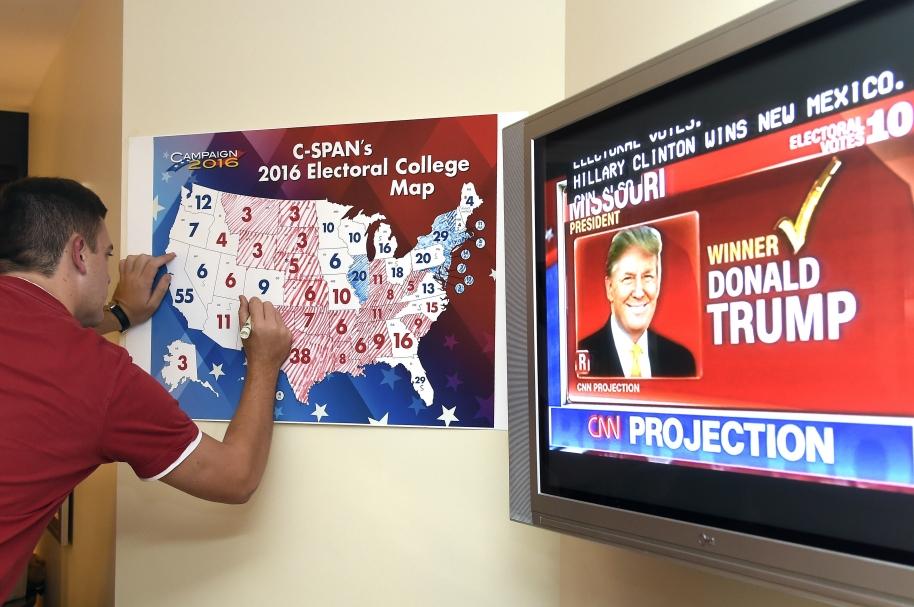 Nuevo mapa electoral