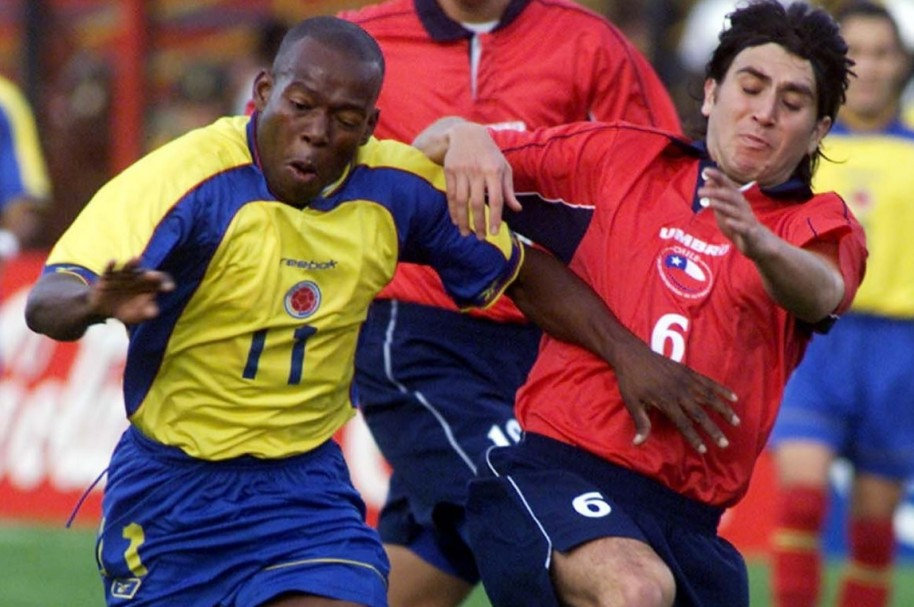 Colombia Chile 2001