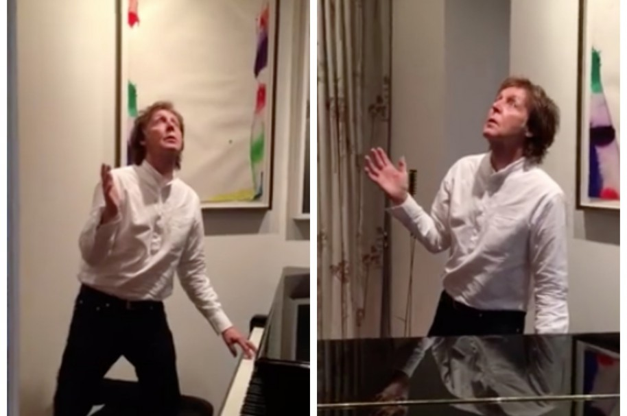 #MannequinChallenge de Paul McCartney. Pulzo.com