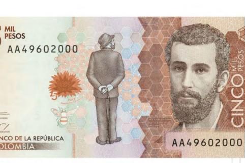 Nuevo billete de 5.000