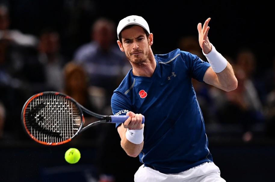 Fanáticos de Andy Murray buscan que Papa Francisco lo convierta en santo