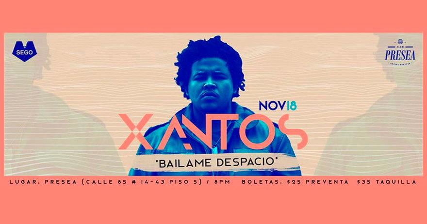 Concierto Xantos - pulzo.com
