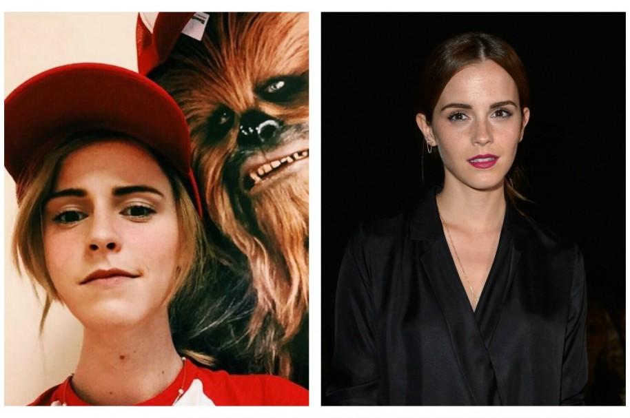 Emma Watson doble
