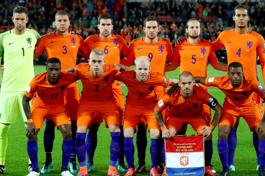 Holanda Getty
