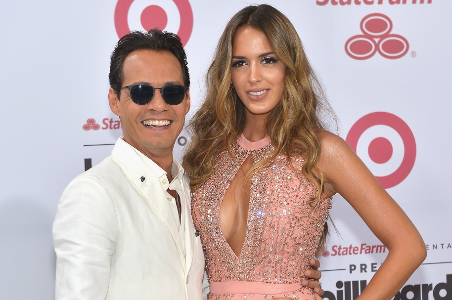 Divorcio de Marc Anthony y Shannon