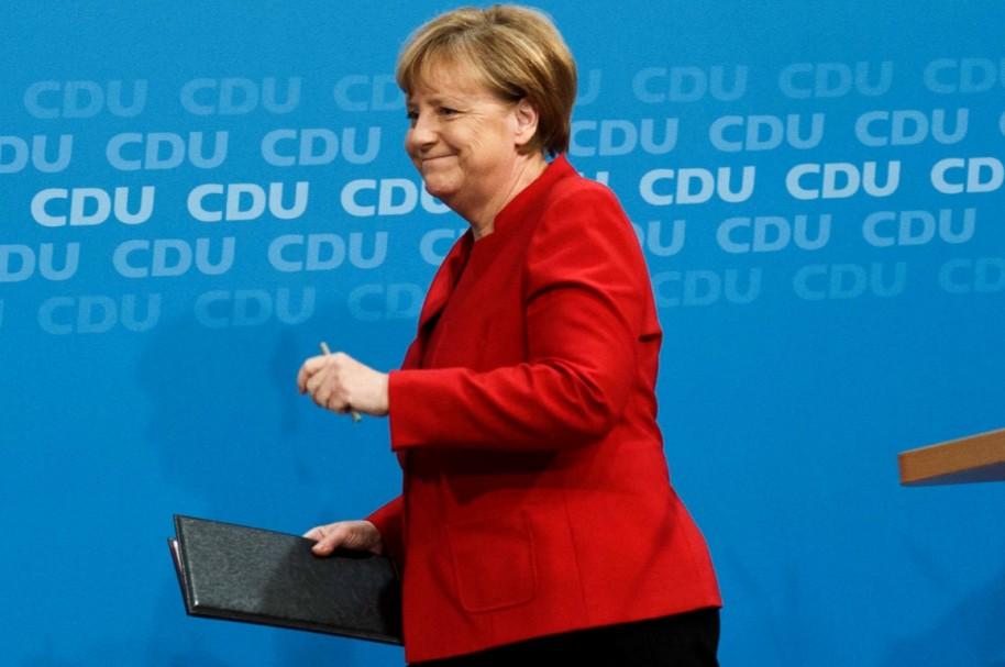Merkel Getty