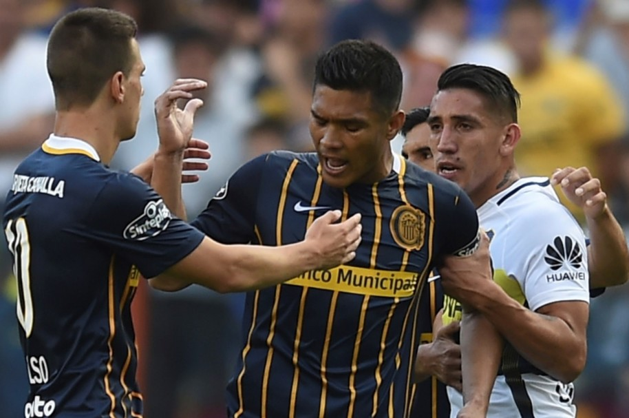Teo gresca Boca Getty