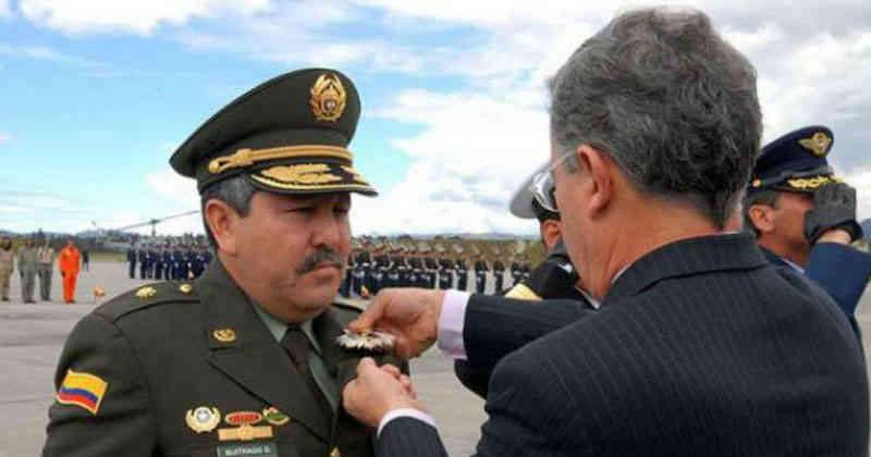 General (r) Flavio Buitrago