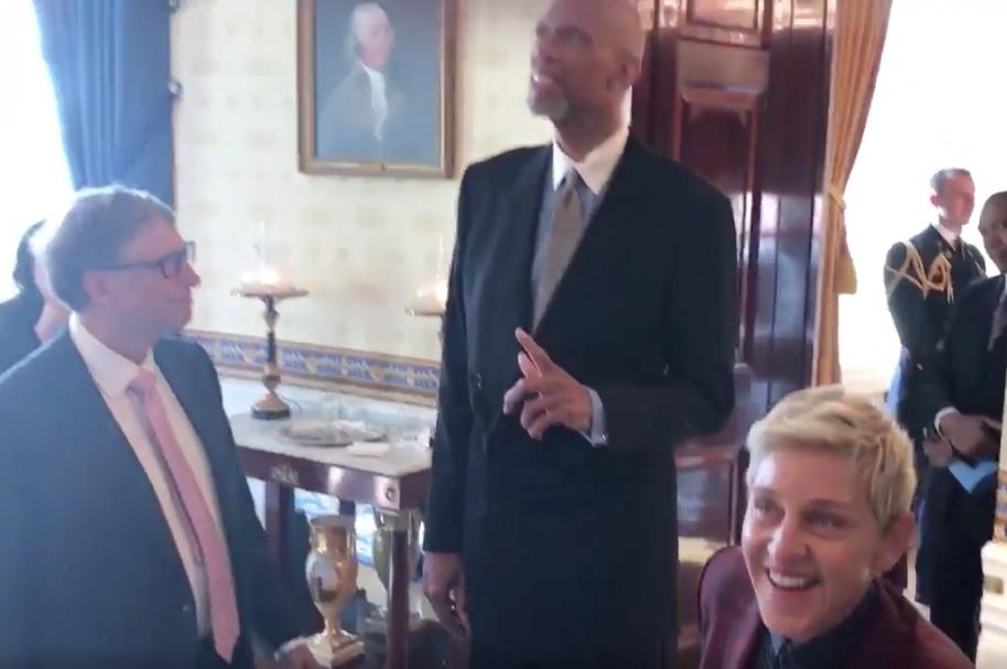 #MannequinChallenge de famosos en la Casa Blanca. Pulzo.com