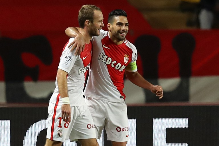 Germain y Falcao