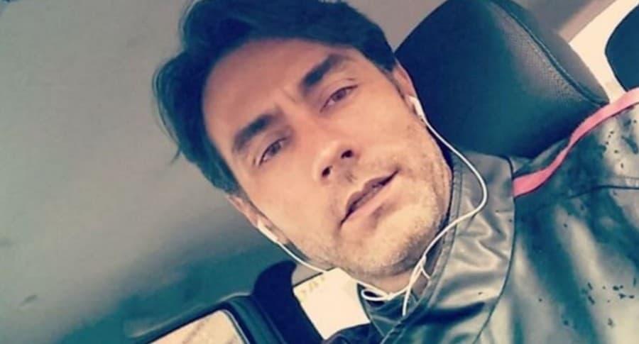Mauro Urquijo, actor colombiano de producciones como 'La hija del mariachi',  'Isa TK+' y 'Yo soy Franky',