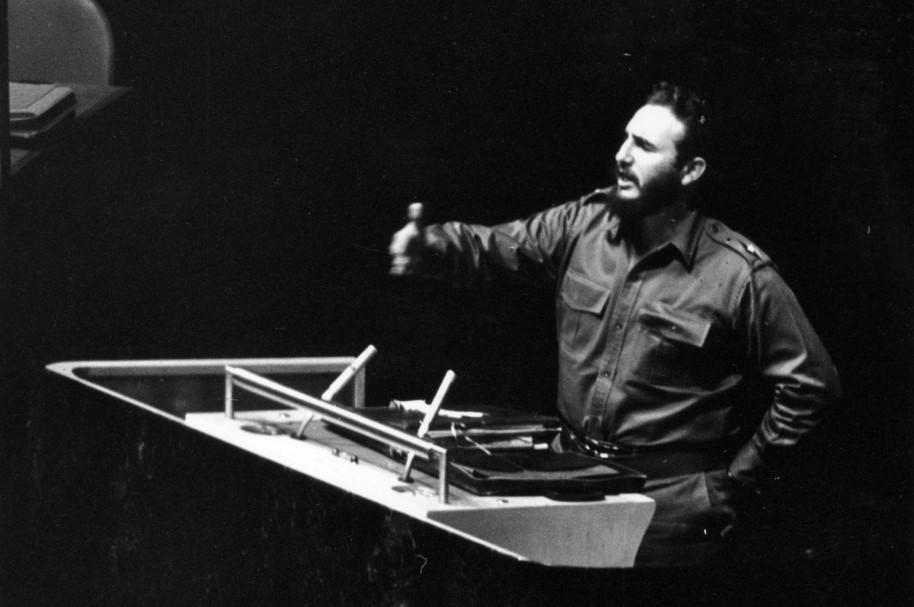 Castro Speech