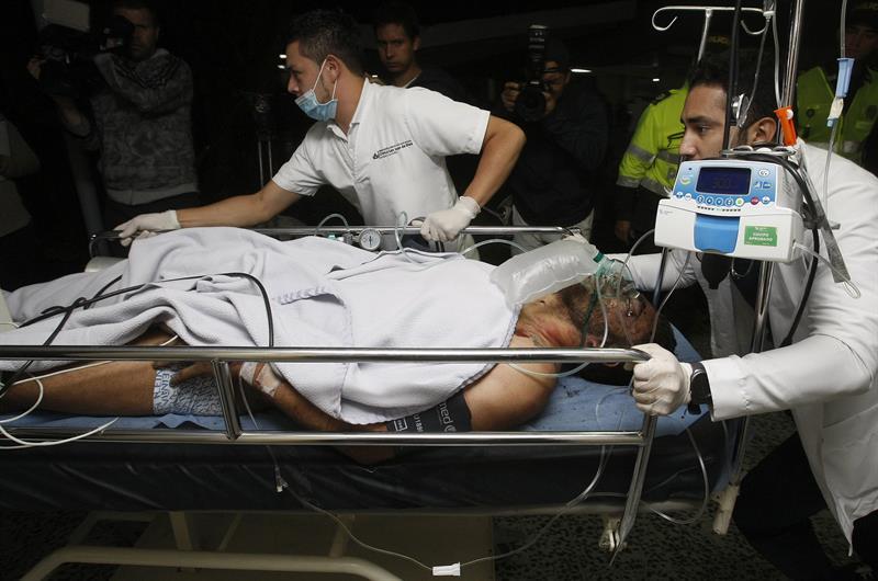 Alan Ruschel, sobreviviente de accidente aéreo del Chapecoense. Pulzo.com