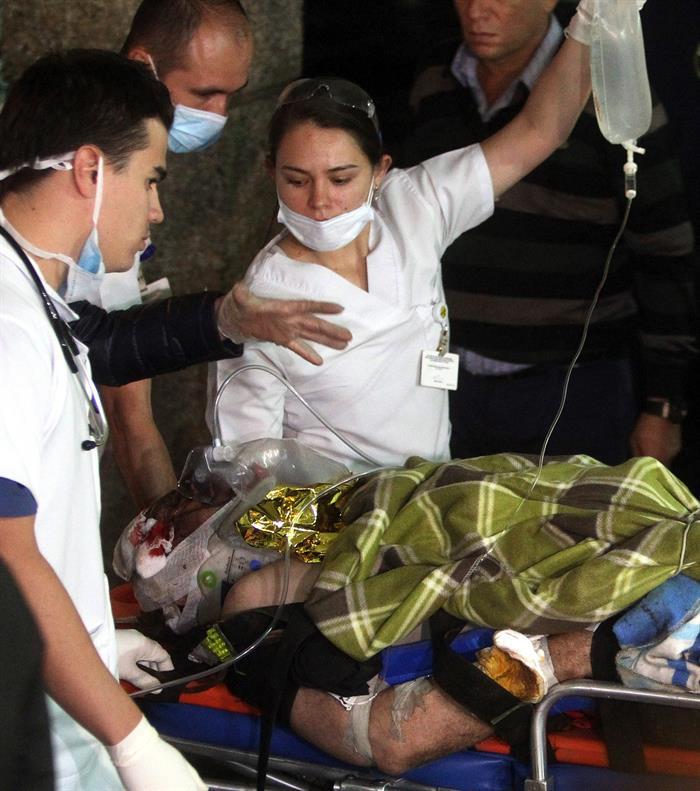 Periodista brasileño Rafael Henze, sobreviviente de accidente aéreo del Chapecoense. Pulzo.com