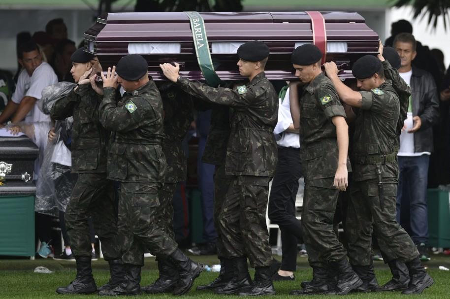 Funeral Chapecoense