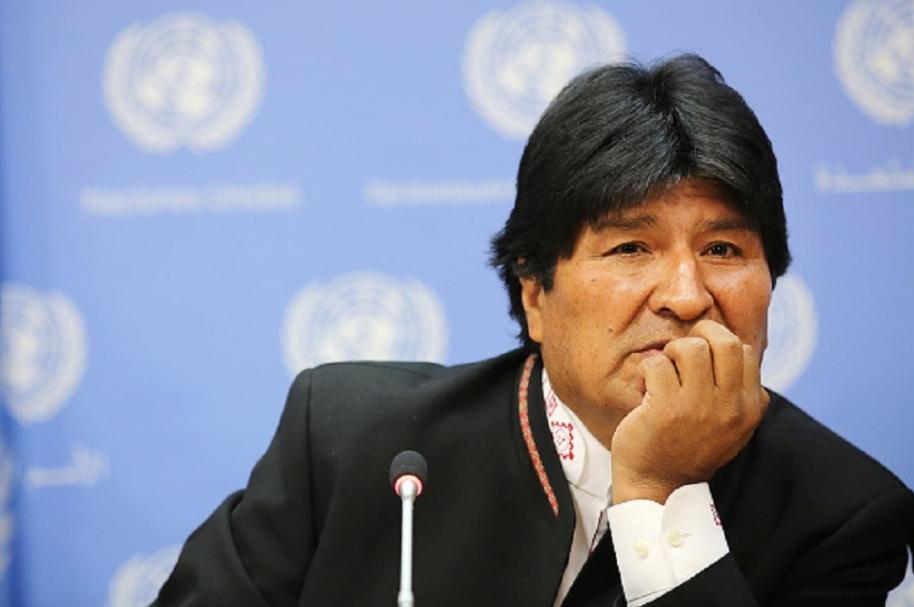 Joven se ofrece para asesinar al presidente boliviano
