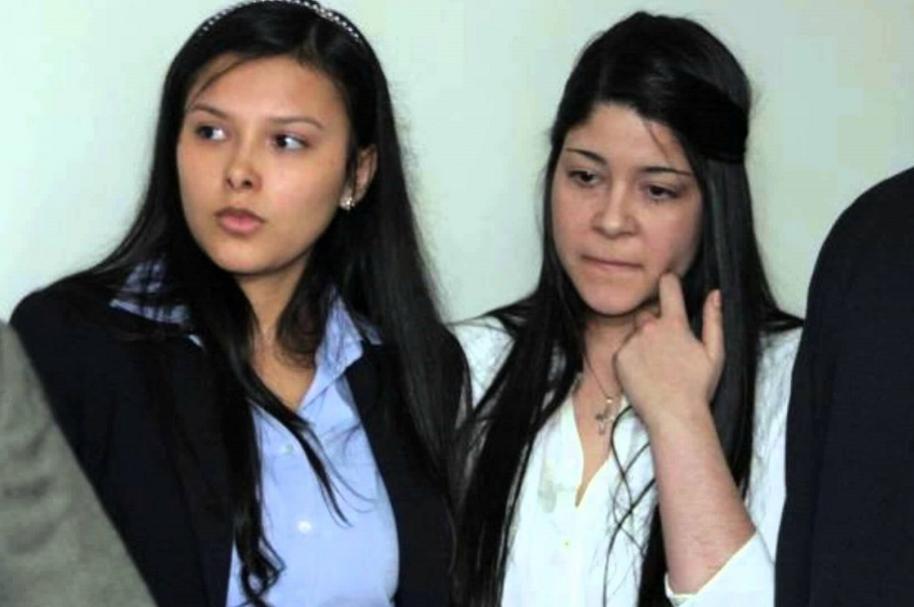 Laura y Jessy en caso Colmenares
