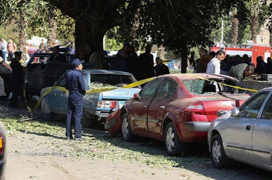 Seis policías mueren en atentado terrorista en Egipto