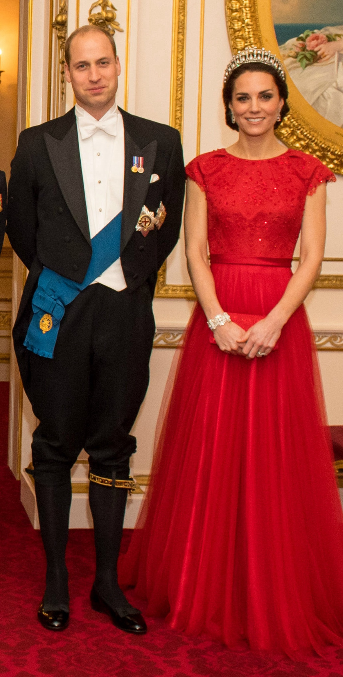 Príncipe William y Kate Middlenton, Duquesa de Cambridge