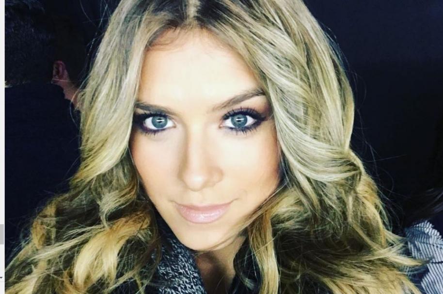 Laura Tobón, presentadora de 'La voz teens'.