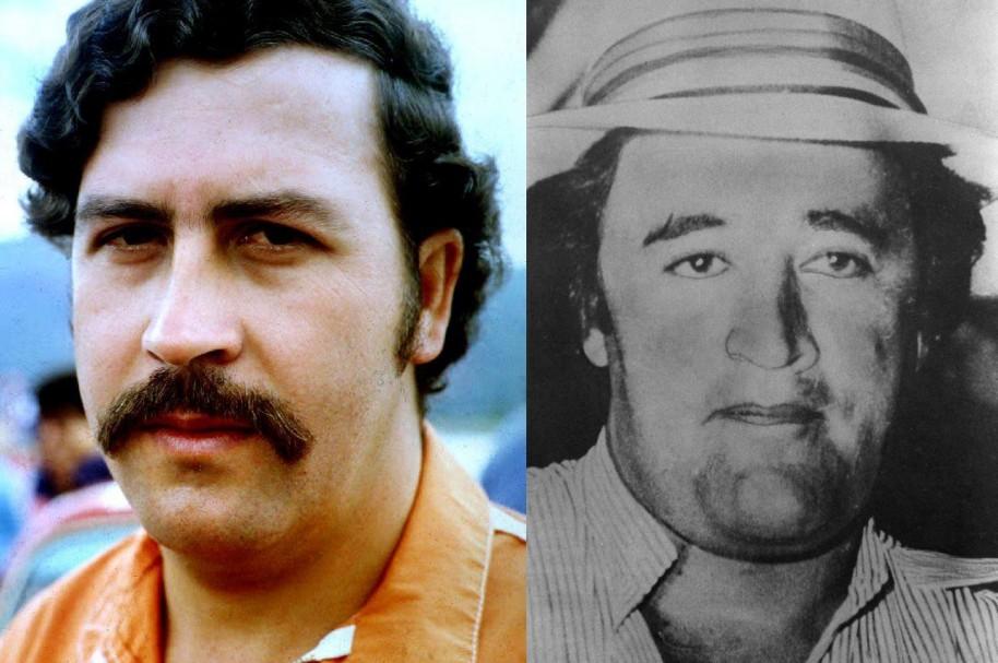 Pablo Escobar y el Mexicano