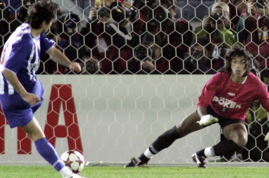 Once Caldas vs. Porto