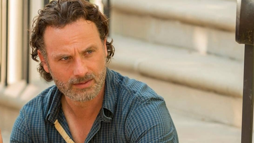 Rick Grimes, personaje principal de The Walking Dead