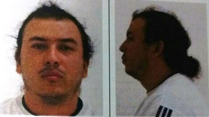Sebastián Rondón Ochoa, alias 'el Sucio'.