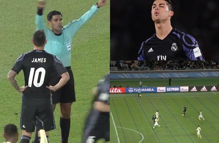 Videoarbitraje gol Ronaldo