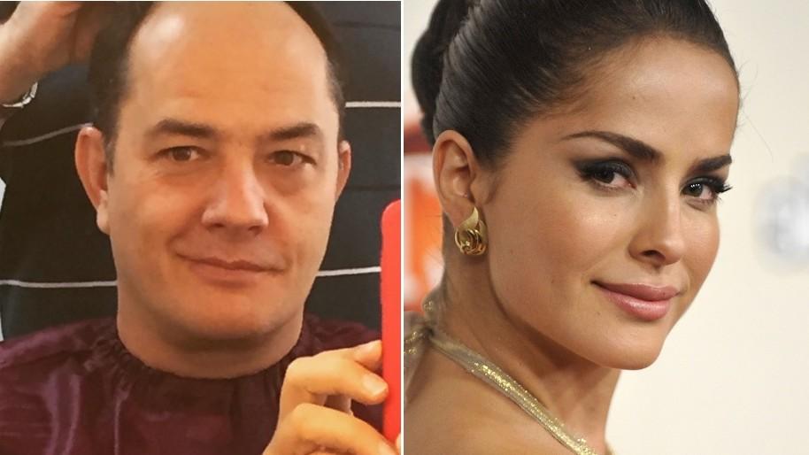 Danna García y Julián Arango, protagonistas de 'Perro amor'6