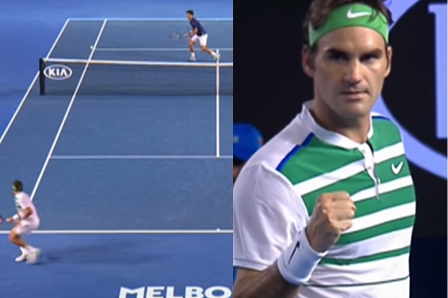 Federer vs. Djokovic