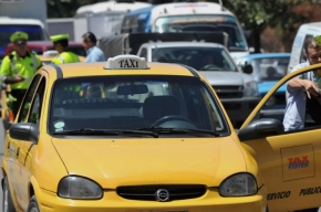 Multas taxistas