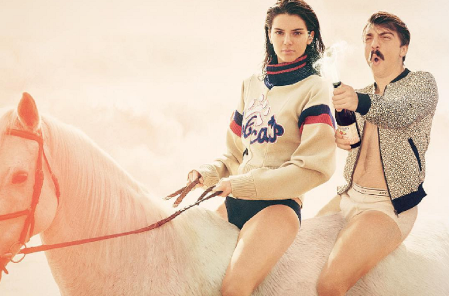 Kendall Jenner y Kirby Jenner