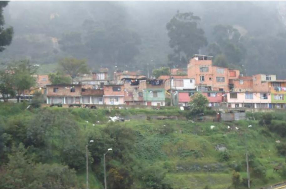 Barrio Bosque Caldeón