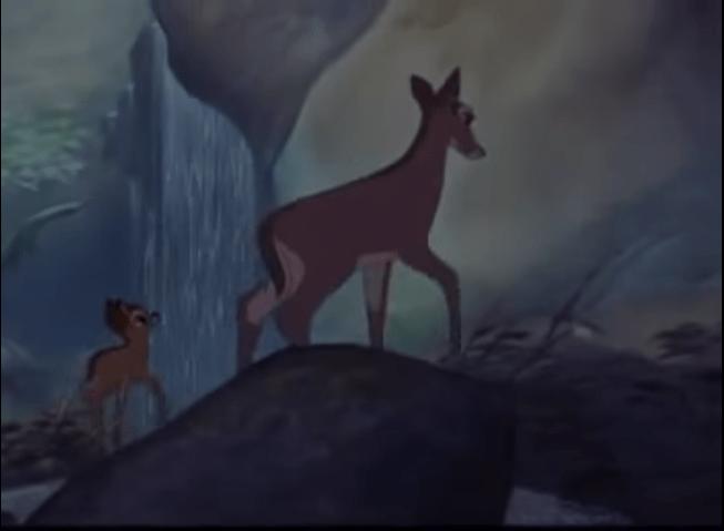 Fotograma Bambi