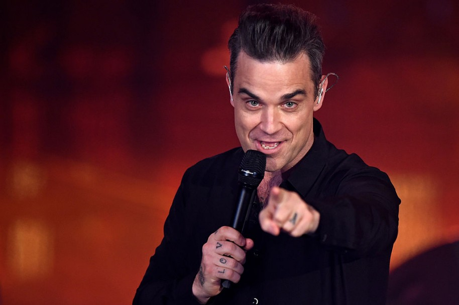 Robbie Williams. Pulzo.com