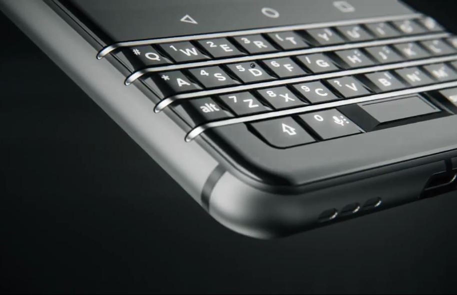BlackBerry 2017
