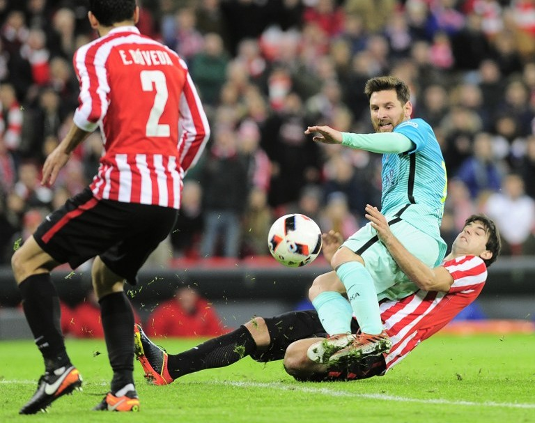Athletic vs. Barcelona