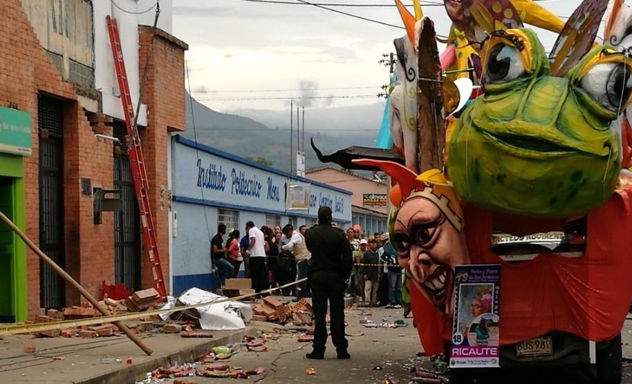 Accidente Málaga, Santander