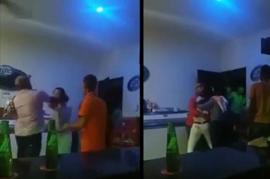 Pelea en discoteca de San Pelayo