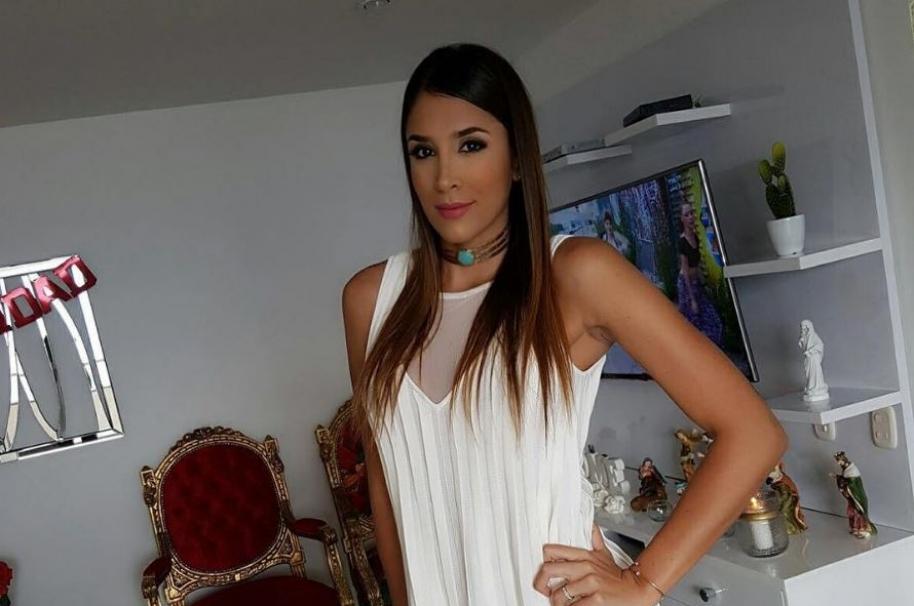 Daniela Ospina, modelo, empresaria y esposa de James Rodríguez.