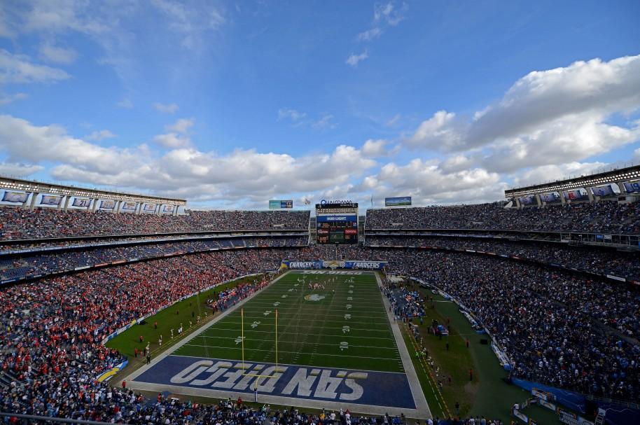 Kansas City Chiefs vs San Diego Chargers